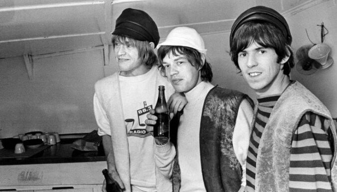 Sekss, narkotikas un asins pārliešana: pieci stāsti par 'The Rolling Stones'