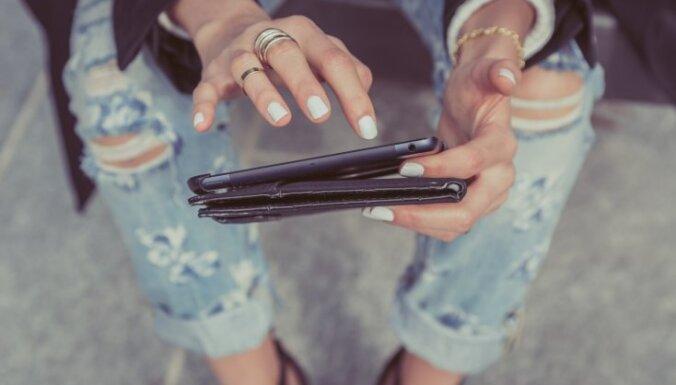Šogad mobilā interneta patēriņš palielinājies par 75%, atklāj 'Bite'