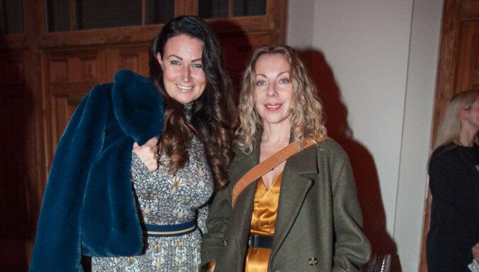 ФОТО: Гости Рижской недели моды показали свои наряды