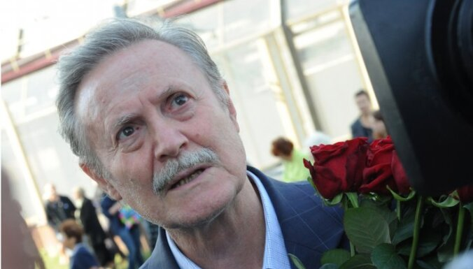 Юрий Соломин госпитализирован с коронавирусом