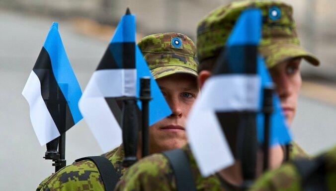 Igaunijas Aizsardzības spēku komandieris vizītē Latvijā pārrunās valstu sadarbību aizsardzībā