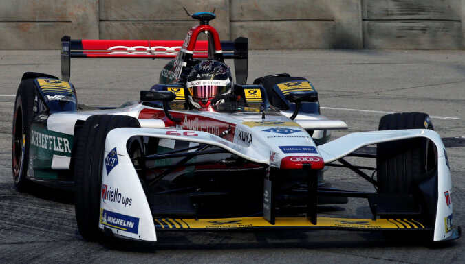 'Formula E' iegūst pasaules čempionāta statusu