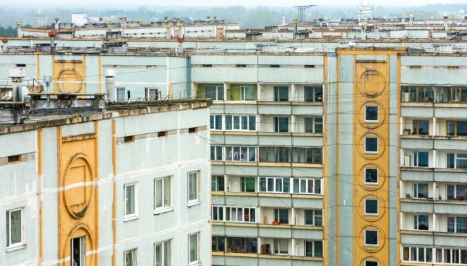 До конца года в Риге должны быть закрыты все мусоропроводы в многоэтажках