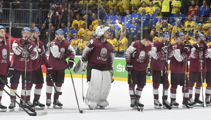 Латвия не готова проводить чемпионат мира-2021 по хоккею вместе с Беларусью