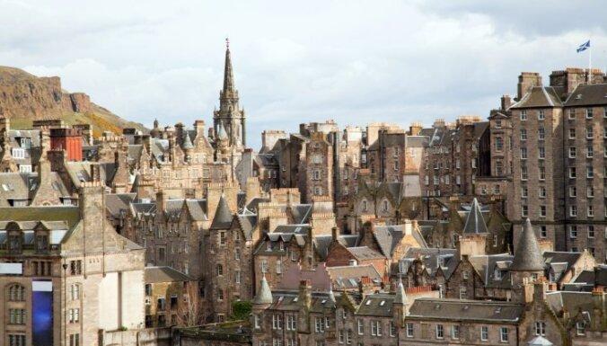 airBaltic начнет полеты из Риги в Эдинбург