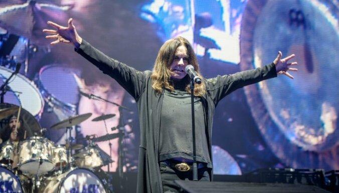 ФОТО: В рамках прощального тура в Риге выступили Black Sabbath