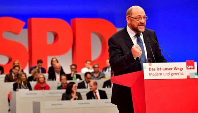 СДПГ стала самой крупной партией Германии