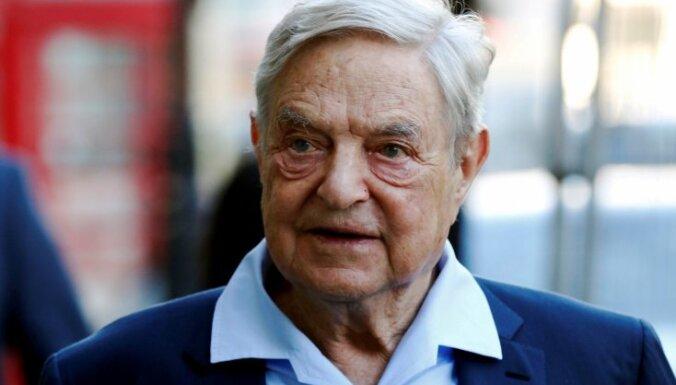 Фонд Сороса заподозрили во вмешательстве в политику и выдворили из Венгрии