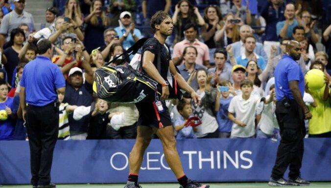 Двукратный чемпион US Open Надаль потерпел первое поражение за четыре года