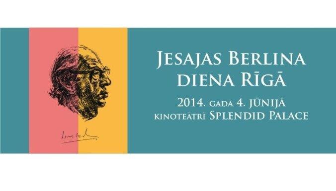 Aicina piedalīties Jesajas Berlina dienas pasākumos
