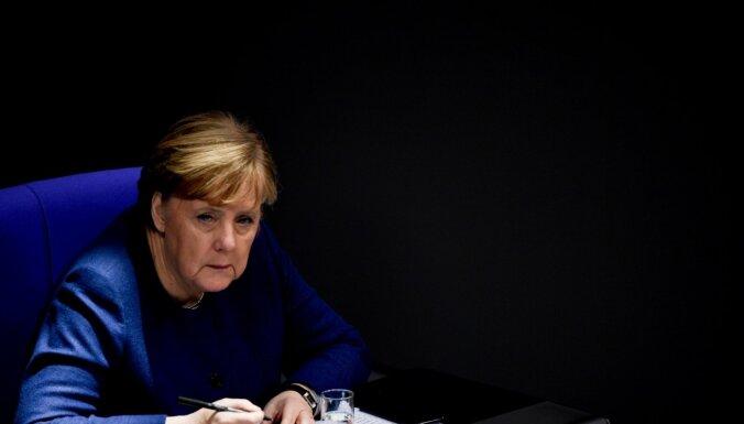 'Brexit' mainīgajā ģeopolitikā ir modinātāja zvans, teic Merkele