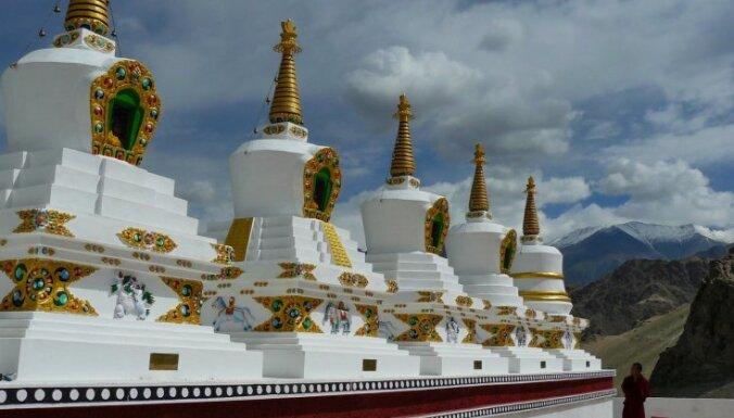 Jānis Kreicbergs: Mazā Tibeta. Mistiskās Šangrilas meklējumos