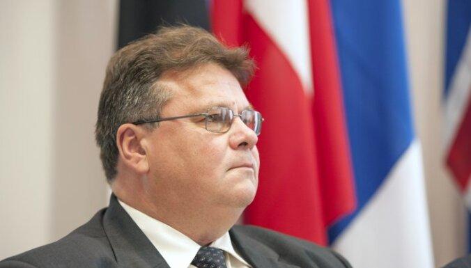 Глава МИД Литвы: санкции в отношении России должны продолжаться