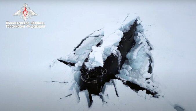 Krievija strauji audzē militāro klātbūtni Arktikā