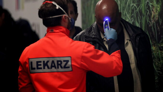 Polijā apstiprina pirmo saslimšanu ar 'Covid-19'
