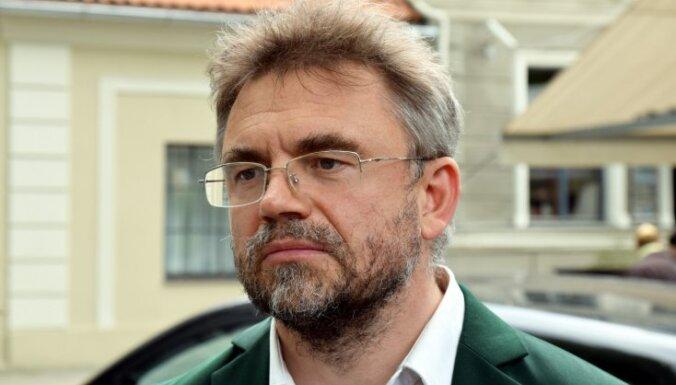 Сейм дал согласие на обыск у депутата Клявиньша