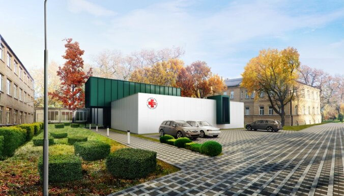 Latvijā būvē modernu Radioloģijas nodaļu vēža diagnostikai un ārstēšanai
