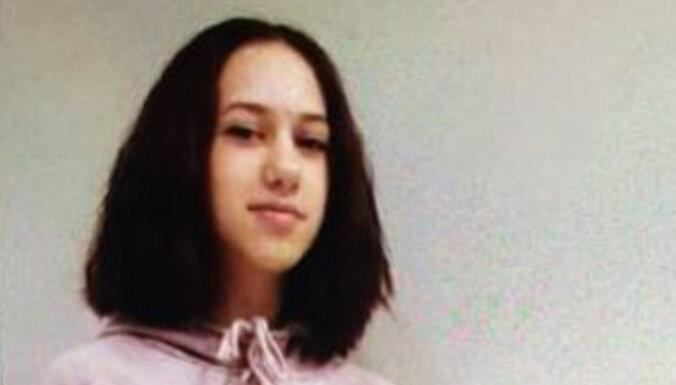 14-летняя Анастасия Иванова, которую разыскивала полиция, нашлась живой и здоровой