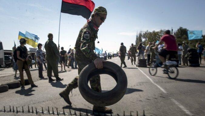 Украина усиливает блокаду Крыма: стягивается спецназ, построены две линии обороны