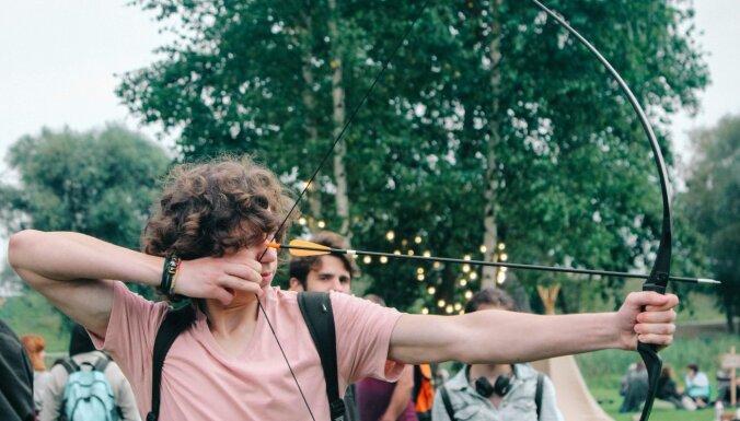 """Бесплатно. Семьи приглашаются на фестиваль """"Спортивная солянка"""" в парке Кронвальда"""