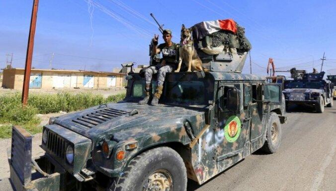 Irākā februārī nogalināti 670 cilvēki