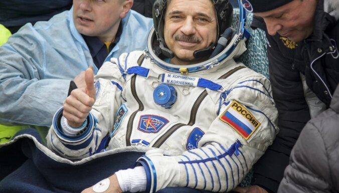 Что испытывают космонавты по возвращении на Землю