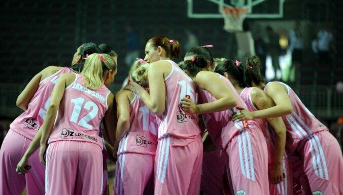 Latvijas basketbolistes aizvadīs tradicionālo Rozā lentītes spēli