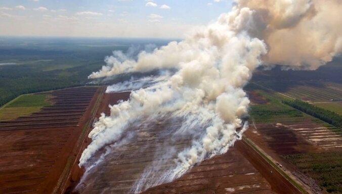 Ekonomiskā attīstība Latvijas iedzīvotājiem svarīgāka par globālo sasilšanu, liecina aptauja