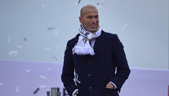 Uzvara UEFA Čempionu līgā ir visas komandas nopelns, atklāj Zidāns