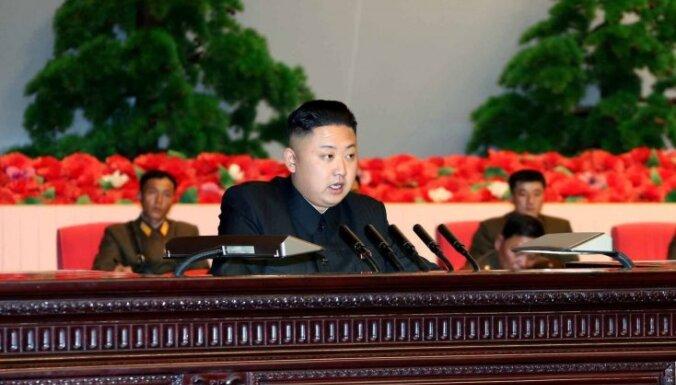 Ziemeļkoreja pieprasa atzīt sevi par kodolvalsti