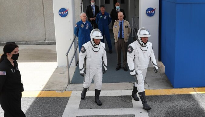 Atceltais 'SpaceX' starts: kas notika un ko gaidīt tālāk?