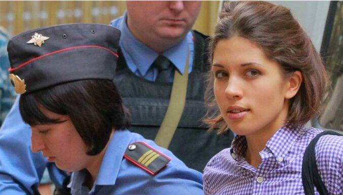 Активистка Pussy Riot в колонии освоила профессию