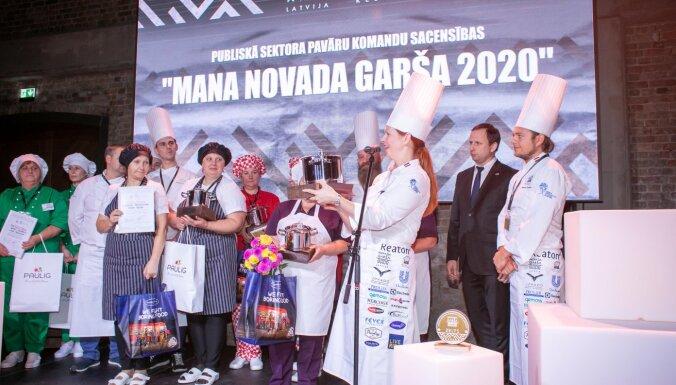 Pavārus aicina pieteikties konkursam 'Mana novada garša'