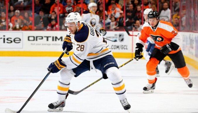 Гиргенсонс забросил 30 шайб в карьере НХЛ, у Кросби — 600 результативных передач