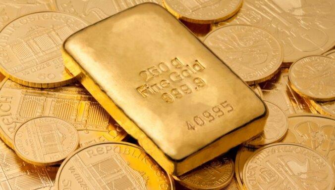 Zimbabvē no raktuves nolaupa četras tonnas zelta rūdas