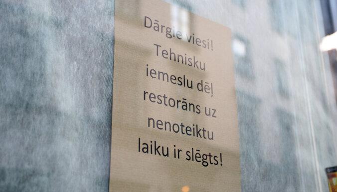 Массовые увольнения в Латвии: из-за Covid-19 работы лишатся 1660 человек