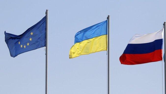 Minskā atsākušās Ukrainas miera sarunas