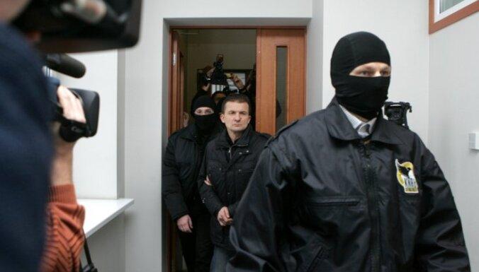 Vaškeviča advokāti vēršas ECT par viņam piemēroto apcietinājumu