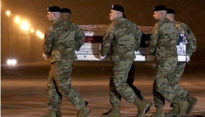 Afganistānā gājis bojā ASV Īpašo uzdevumu spēkos dienošs bijušais rīdzinieks
