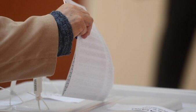 Выборы президента России: в Латвии открылись пять участков