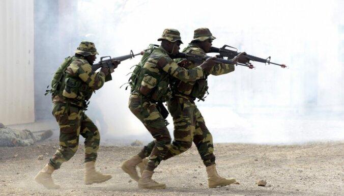 Saeima daļēji atsakās no tiesībām ASV karavīrus sodīt Latvijas teritorijā