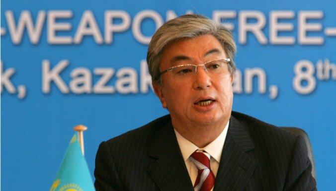 Назарбаев решил выдвинуть Токаева в президенты Казахстана