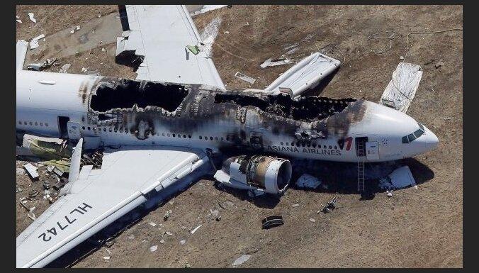 Разбившийся Boeing 777 сажал пилот-стажер