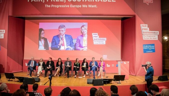 Ушаков стал президентом Европейской сети мэров социал-демократов