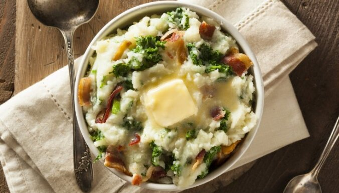Секреты приготовления идеального картофельного пюре: классика и опыт разных стран