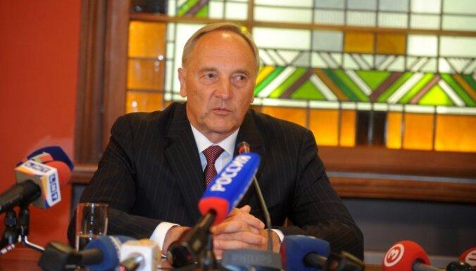 Bērziņš ‒ vecākais Latvijas prezidents