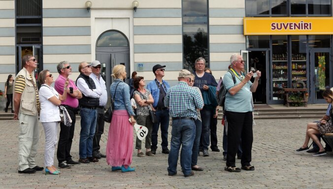 1. ceturksnī ievērojami pieaudzis tūristu skaits no Norvēģijas