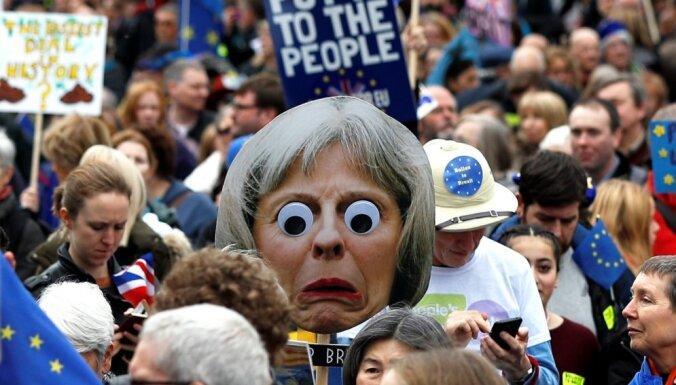 Британский парламент берет в свои руки контроль над Brexit