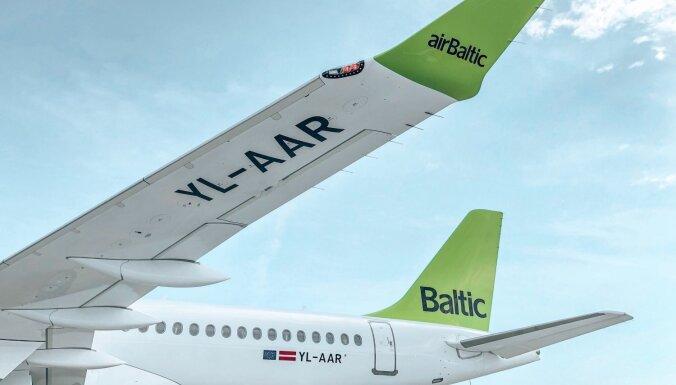 В airBaltic подсчитали дополнительные расходы из-за запрета на полеты через воздушное пространство Беларуси