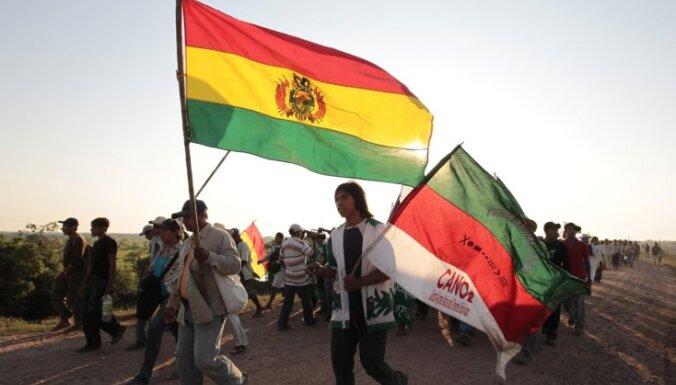 Боливия ужесточает наказание за убийство женщин